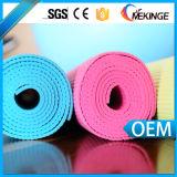 Fabrik-Großverkauf-kundenspezifische schwarze Yoga-Matte für Yoga