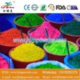 열경화성 사탕 색깔 FDA 증명서를 가진 투명한 분말 코팅