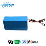 Batería recargable del paquete LiFePO4 de la batería de ion de litio de 60V 20ah para el vehículo eléctrico