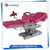 Da base quente da examinação do Gynecology da venda da alta qualidade cadeira elétrica do Gynecology