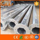 Via esterna poligonale ISO9001 palo chiaro di 8m