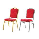 Chaise de banquet de restaurant à bas prix en aluminium de salle de restaurant (JY-L01)