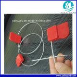 RFID Dichtungs-Marke mit Stahldraht für den Waren-Gleichlauf