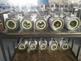 Ölfreies dreiphasigring-Gebläse des elektromotor-IP54