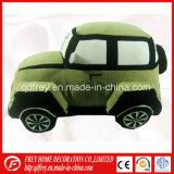 Brinquedo de pelúcia do modelo de carro Jeep para presente de bebê