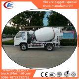 3m3 Vrachtwagen de Van uitstekende kwaliteit van de Concrete Mixer van het Type van diesel