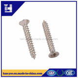 Copper Material Coating Surface Flat Head Screw