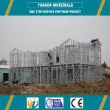 Het Frame van de Structuur van het Koude Staal van de bouw