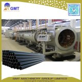 L'eau63-800 PE PP/Gas-Supply/tube d'Extrusion de tuyaux en plastique Making Machine