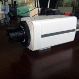 câmera do IP da caixa da luz das estrelas do CCTV do Lux da cor 1080P baixa