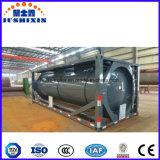 La norme ISO 20 pieds en acier au carbone ou du HCl 40FT acide contenant du réservoir de liquide de produits chimiques