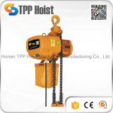 220V 380V Hijstoestel van de Keten van 2 Ton van Hsy het Lichtgewicht Elektrische