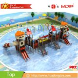子供のための正直な製造者の子供水スライドの運動場装置