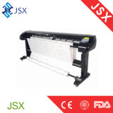 Trazador de gráficos rápido del corte de la inyección de tinta de Prossional del gráfico de la ropa de la consumición inferior del bajo costo Jsx-1800