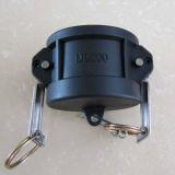 PP Material a / B / C / D / E / F / DC / Dp Tipo Camlock acoplamento