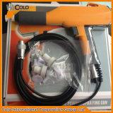 Colo-660는 수동 분말 분사 전자총 변경 색깔 단식한다