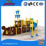 Детский пластиковый открытый Плэйхаус и игровая площадка для продажи заводская цена