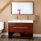 連邦機関1251の純木の高品質の中国の浴室の虚栄心のキャビネット