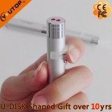 Stylo laser stylo USB Pendrive pour cadeaux promotionnels (YT-7105)