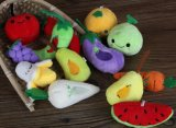 Popular Soft Stuffed Plush Food and Vegetable Toys