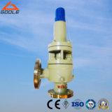 Vanne de sécurité à haute pression à haute température à haute température avec radiateur à chaleur (GA40Y)