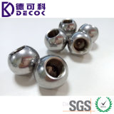 Bague en acier inoxydable fileté de 25 mm avec trou de filetage M4