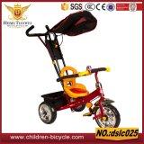 Het duwen van Driewieler van de Kinderen van de Fiets van de Baby van de Staaf van het Handvat de Multifunctionele voor Verkoop