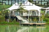 Barraca modular/móvel/Prefab/da casa do contentor com começ a barraca 5
