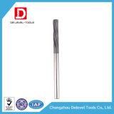 Spiraalvormige Fluit van Reamers van de Boor van de Steel van het carbide de Spitse