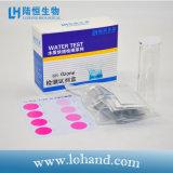 Kit de test d'ozone pour le test de traitement de l'eau potable (LH2001) avec la méthode Dpd