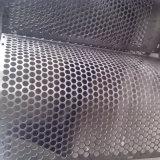 Высокое качество гальванизировало лист металла 1.5mm пефорированный толщиной для сбывания