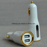 Мобильный телефон питания зарядного устройства с 2 порта USB