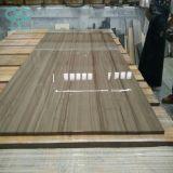 Athènes Gris / Chine Gris / Vein de bois / Gris de bois Marbre pour comptoir / Carrelage mural / Carrelage de sol