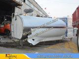 De Koeler van de Melk van het roestvrij staal met Compressor Bitzer/Copeland
