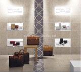 Suelo de azulejos rústico de la porcelana de la sala de estar china 60X60 en China