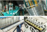 높은 장력 직류 전기를 통한 타원형 철강선 또는 최신 담궈진 직류 전기를 통한 철강선