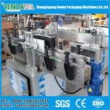 заводская цена Zhangjiagang Автоматическая залипания маркировка машины