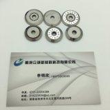 Láminas de corte de la fibra de Carbde del tungsteno de la alta precisión hechas en China