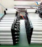 Double prix pneumatique temporaire de cylindre d'air