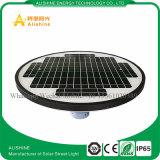 Piscina de 15W de alto brillo solar integrada OVNI Luces de jardín