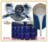 Gomma di silicone liquida a temperatura elevata RTV2 per il pezzo fuso della resina