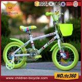Colorido rosa, verde, azul al por mayor de bicicletas para niños