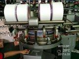 De Enige Machine van de hoge snelheid (kon de speciale stof van de netwerkjacquard door naald & nokkenregeling breien)