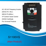 Control de vector 3 inversor de la CA Drive/VFD de la fase 400kw 380V