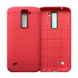China Mobile TPU Slicone Teléfono Celular de LG K7