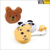 Design de logo 150cm Lovely Animal Baby Shower Tape Measure
