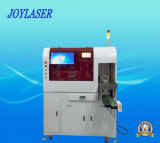 Máquina automática de la marca del laser de la fibra 20W para el LED