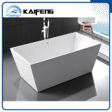 Compacto de lujo acrílico bañera independiente (KF-719B)
