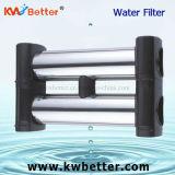 Nivel doble peculiar de la esterilización del acero inoxidable del filtro de agua de la ultrafiltración