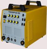 TIG/MMA 200p 220V de Machine van het Lassen van het Aluminium AC/DC van de Omschakelaar TIG/MMA